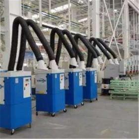 四川车间烟尘净化器厂家 移动式烟尘净化器