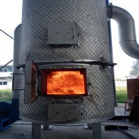 医疗垃圾焚烧炉 医疗垃圾热解炉厂家