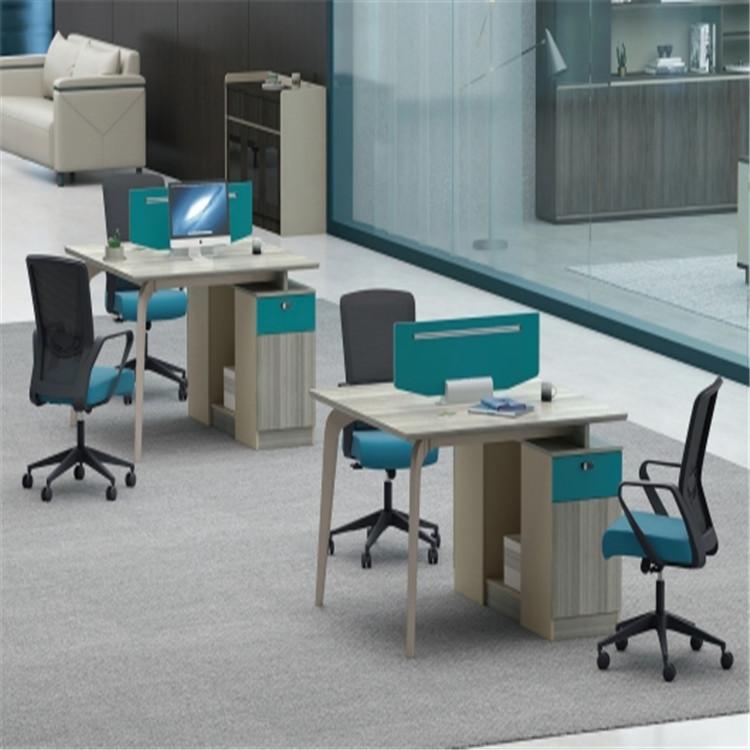 两人位办公桌