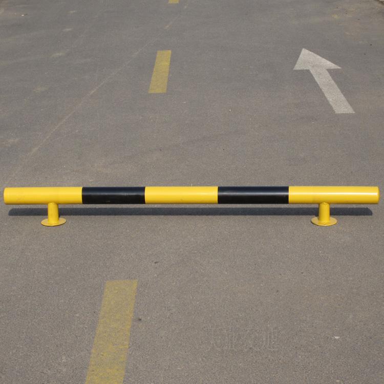 四川小区车位挡车器 U型钢管挡车器 定位器 支持定做