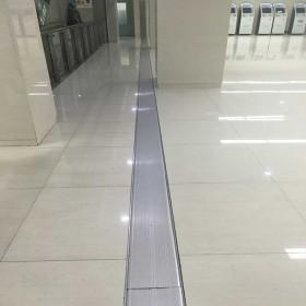 厂房变形缝盖板供应 不锈钢地面变形缝工厂
