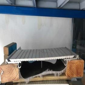 不锈钢地面伸缩缝工厂供应 成品地面变形缝定制