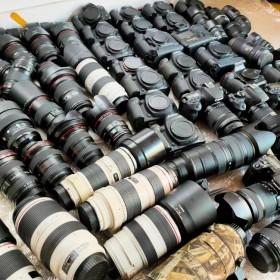 成都相机镜头回收 价高同行 多年诚信老店