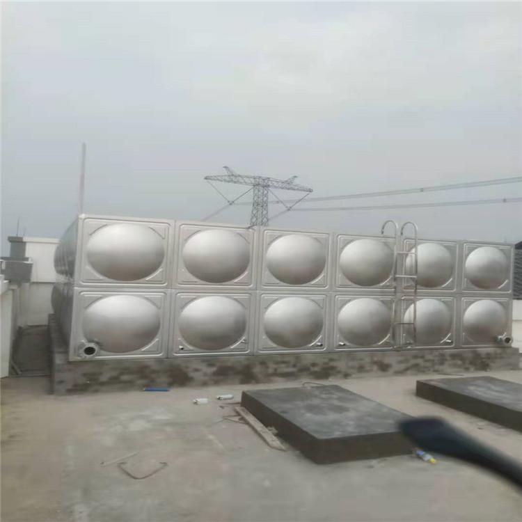 丰乐消防水箱 不锈钢方形保温水箱 不锈钢水箱定做厂家 四川不锈钢水箱厂家