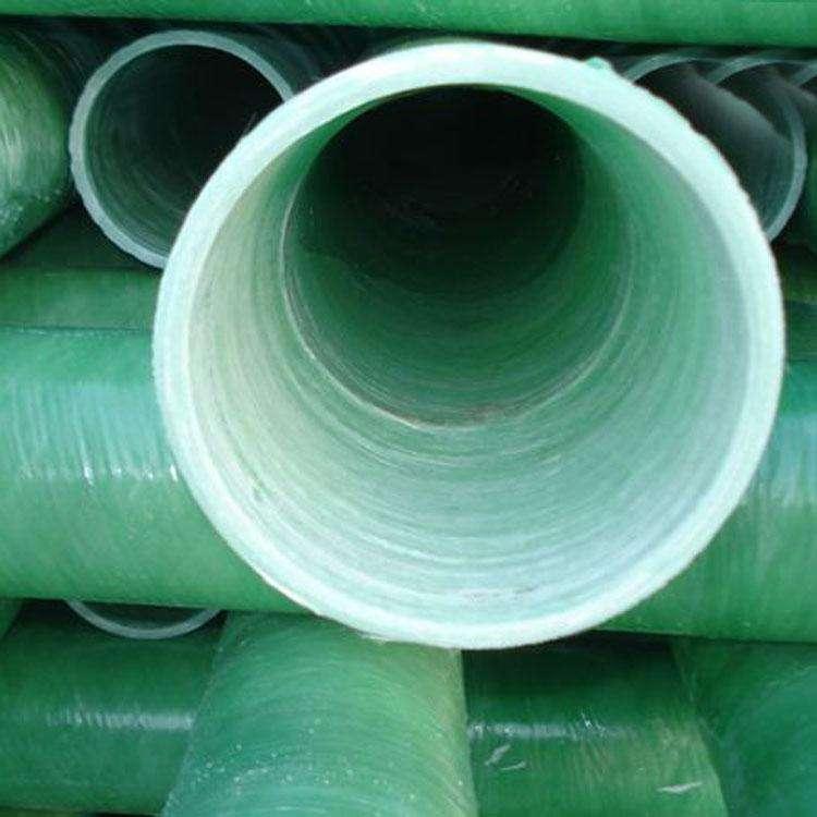 绵阳简阳玻璃钢电力管 200玻璃钢夹砂电力管生产厂家用选固地