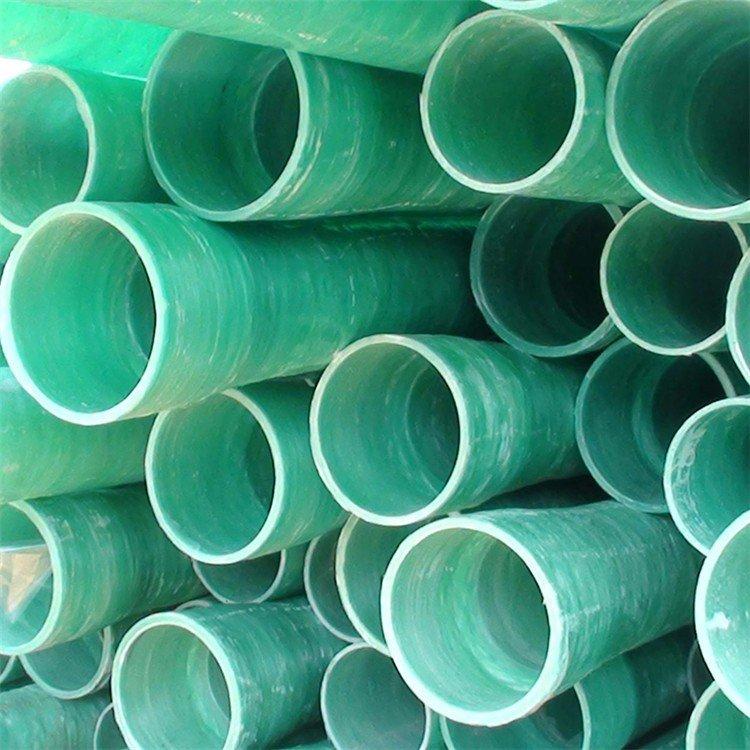 成都玻璃钢管 玻璃钢电力管 玻璃钢夹砂电力管厂家用固地管道