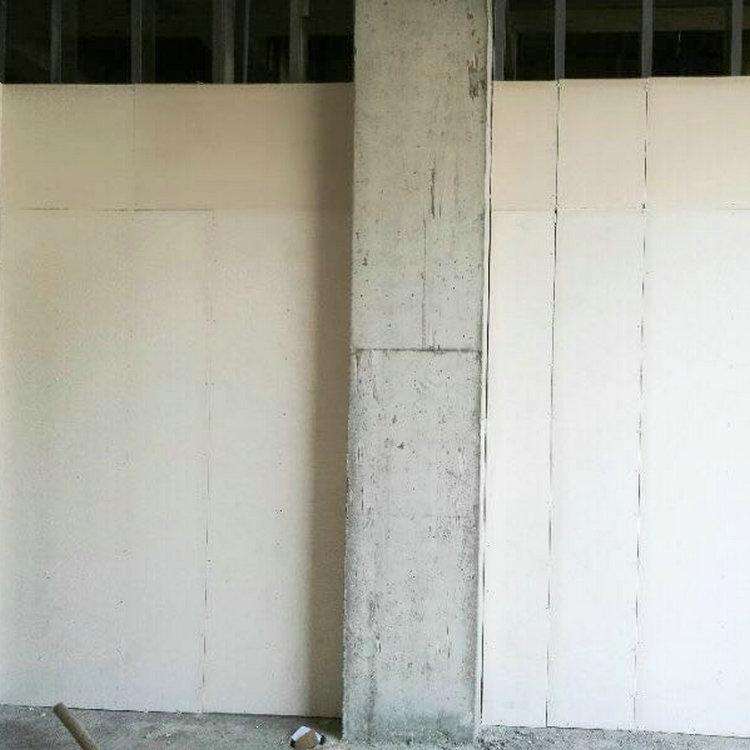 四川隔墙阻燃板 无机阻燃保温防火板 隔墙用净化防火板 轻质阻燃隔墙板