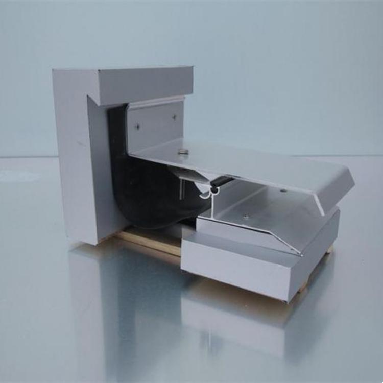 黑龙江屋面变形缝金属盖板型墙面变形缝 专业供应金属盖板型屋面变形缝