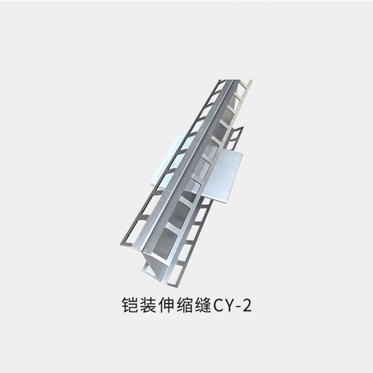 浙江铠装缝 地坪铠装缝生产厂家定制不锈钢地坪铠装缝 斑马缝装置