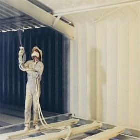 厂家供应 承揽聚氨酯喷涂 外墙保温聚氨酯喷涂 高效施工 价格优惠