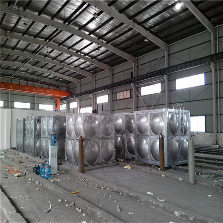 不锈钢水箱 四川不锈钢保温水箱厂家