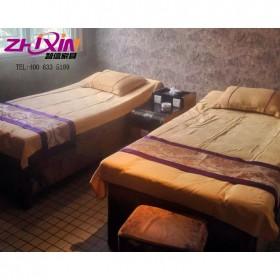 兴义哪里可以定做足疗店沙发足浴炕床电动洗脚床足浴沙发洗脚沙发床厂家找智信家具