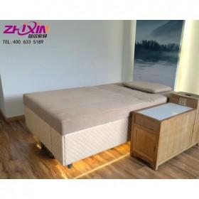 成都重庆足疗沙发厂家足疗沙发价格 足疗沙发批发电动洗脚沙发床做 足浴炕床智信家具厂家批发
